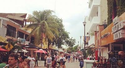 Photo of Arts and Crafts Store Plaza La 5ta at Playa del Carmen, Mexico