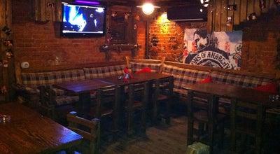 Photo of American Restaurant Cabaret Saloon Harley-Davidson at Ул. Муравьева-амурского, 5, Хабаровск 680000, Russia