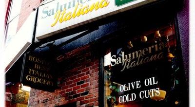 Photo of Grocery Store Salumeria Haliana at 151 Richmond St, Boston, MA 02113, United States