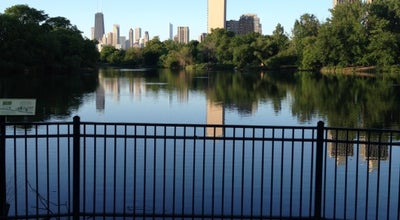 Photo of Lake North Pond Nature Sanctuary at Lincoln Park, Chicago, IL 60614, United States