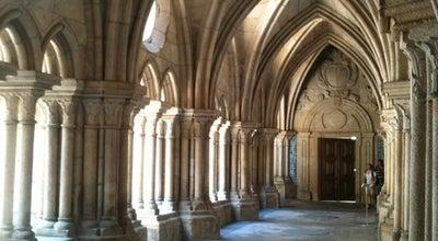 Photo of Historic Site Porto Cathedral at Terreiro Da Sé, Porto 4050-573, Portugal