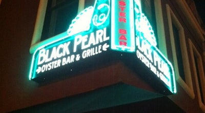 Photo of Seafood Restaurant Black Pearl at 327 23rd St., Galveston, TX 77550, United States