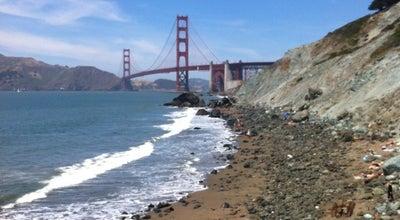 Photo of Beach Marshall's Beach at The Presidio, San Francisco, CA 94129, United States