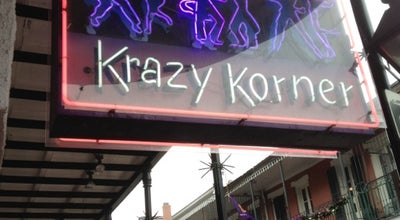 Photo of Bar Krazy Korner at 640 Bourbon St, New Orleans, LA 70130, United States