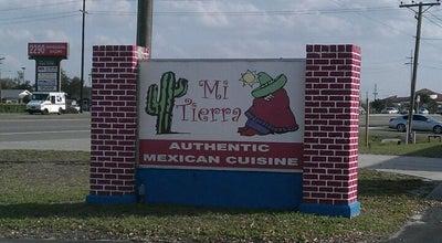 Photo of Mexican Restaurant Mi Tierra Restaurant at 2235 S Volusia Ave, Orange City, FL 32763, United States