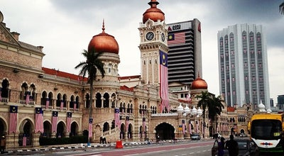 Photo of Field Independence Square (Dataran Merdeka) at Jalan Raja, Kuala Lumpur 50050, Malaysia
