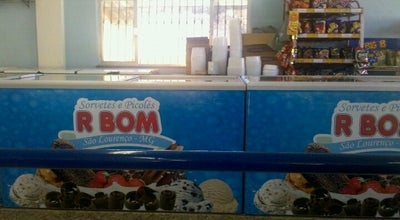 Photo of Ice Cream Shop R'Bom at São Lourenço 37470-000, Brazil