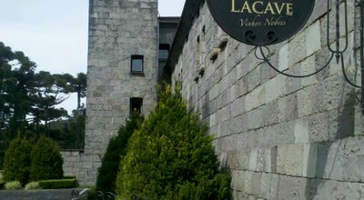 Photo of Italian Restaurant Castelo Chateau Lacave at Br 116, Caxias do Sul, Brazil