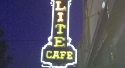 Photo of Southern / Soul Food Restaurant Elite Cafe at 2049 Fillmore St, San Francisco, CA 94115, United States