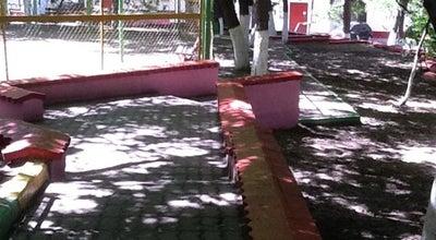 Photo of Playground Двор на Гончарной набережной at Гончарная Набережная Д3, Moscow, Russia
