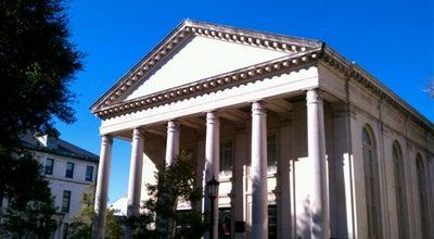 Photo of Church First Baptist Church at 223 Bull St, Savannah, GA 31401, United States