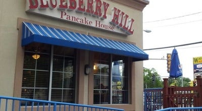 Photo of Breakfast Spot Blueberry Hill Breakfast Cafe at 2155 183rd St, Homewood, IL 60430, United States