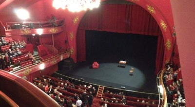 Photo of Theater Théâtre Sébastopol at Place Sébastopol, Lille 59000, France