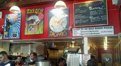 Photo of Pizza Place Zachary's Chicago Pizza at 1853 Solano Ave, Berkeley, CA 94707, United States