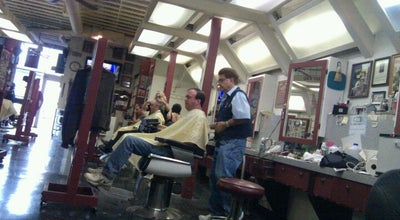 Photo of Salon / Barbershop Berkeley Barber Shop at 2812 Santa Monica Blvd, Santa Monica, CA 90404, United States