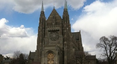 Photo of Church St. Mary R.C. Church at 566 Elm St, Stamford, CT 06902, United States