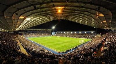 Photo of Soccer Stadium St. Andrew's Stadium at Cattell Rd., Birmingham B9 4NH, United Kingdom