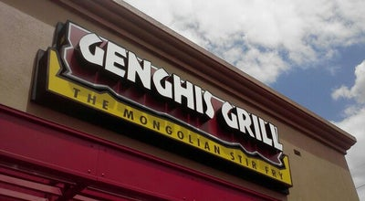 Photo of Mongolian Restaurant Genghis Grill at 910 Providence Rd, Brandon, FL 33511, United States