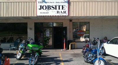 Photo of Bar Jobsite Bar at 1318 E Park St, Olathe, KS 66061, United States