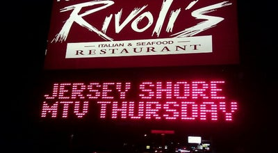 Photo of Italian Restaurant Rivoli's at 781 Fischer Blvd, Toms River, NJ 08753, United States