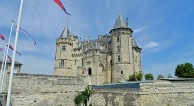 Photo of Castle Château de Saumur at Chemin Des Remparts, Saumur 49400, France