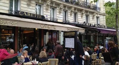 Photo of Cafe Café du Trocadéro at 8 Place Du Trocadéro Et Du 11 Novembre, Paris 75116, France