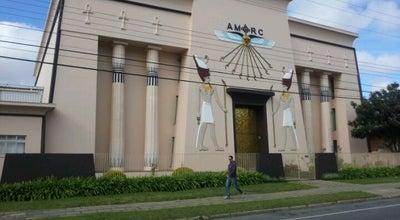 Photo of History Museum Antiga e Mística Ordem Rosacruz - AMORC at Rua Nicarágua, 2641 - Bacacheri, Curitiba 82510-170, Brazil