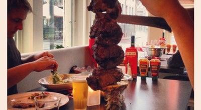 Photo of Brazilian Restaurant Pampas - Rodizio at Burgstraat 1, Gent 9000, Belgium