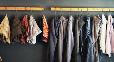 Photo of Clothing Store Save Khaki at 327 Lafayette St, New York, NY 10012