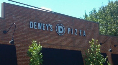 Photo of Pizza Place Dewey's Pizza at 265 Hosea Ave, Cincinnati, OH 45220, United States
