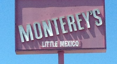 Photo of Mexican Restaurant Monterey's at 5694 W Skelly Dr, Tulsa, OK 74107, United States