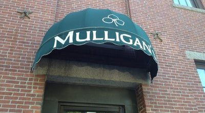 Photo of American Restaurant Mulligan's Bar & Grill at 23 Lincoln St, Biddeford, ME 04005, United States