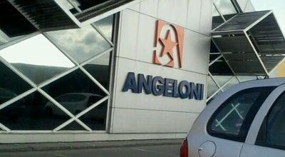 Photo of Supermarket Supermercado Angeloni at R. Humberto De Campos, 77, Blumenau 89036-040, Brazil