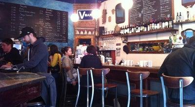 Photo of Wine Bar Vbar at 225 Sullivan St, New York, NY 10012, United States