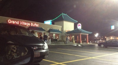 Photo of Chinese Restaurant Grand Village Buffet at 206 W Camp St, East Peoria, IL 61611, United States