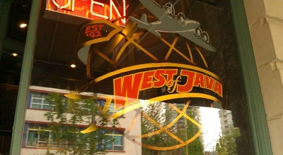 Photo of Cafe West of Java at 105, North Vancouver, BC, Canada