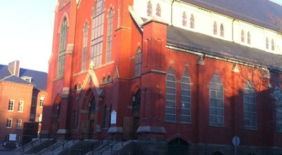 Photo of Church St. James Church at 23 St. Peters Street, Salem, MA 01970, United States