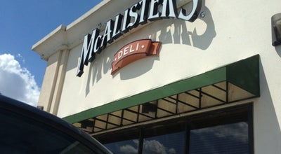 Photo of American Restaurant McAlister's at 2102 Sw H K Dodgen Loop, Temple, TX 76504, United States