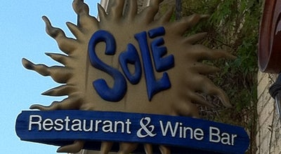 Photo of Wine Bar Solé Restaurant and Wine Bar at 83 Erb St. West, Waterloo, On N2L 6C2, Canada