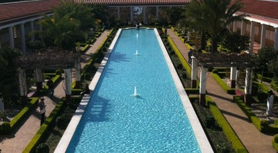 Photo of Art Museum J. Paul Getty Villa at 17985 Pacific Coast Hwy, Pacific Palisades, CA 90272, United States