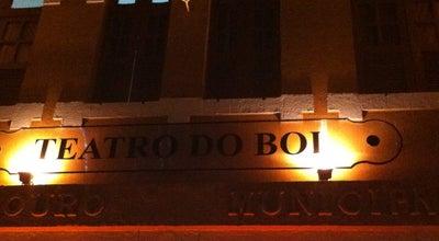 Photo of Theater Teatro do Boi at Bairro Matadouro, Brazil