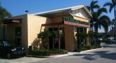 Photo of Coffee Shop Starbucks Drive Thru at Deerfield Beach, FL 33441, United States