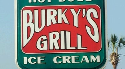 Photo of Burger Joint Burky's Grill at 3901 N Kings Hwy, Myrtle Beach, SC 29577, United States