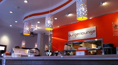 Photo of Burger Joint Burger Lounge Kensington at 4116 Adams Ave, San Diego, CA 92116, United States