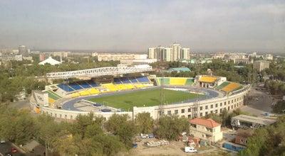 Photo of Soccer Stadium Центральный стадион Алматы / Almaty Central Stadium at Орталық Стадион, Алматы 050022, Kazakhstan