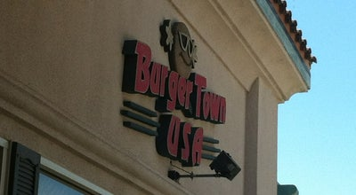 Photo of Burger Joint Burger Town USA at 23260 Sunnymead Blvd, Moreno Valley, CA 92553, United States