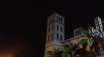 Photo of Church Santuário Divino Espírito Santo at Centro, Vila Velha 29100-320, Brazil