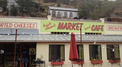Photo of Cafe High Desert Market at 203 Tombstone Canyon Rd, Bisbee, AZ 85603, United States