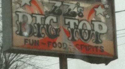 Photo of Dive Bar Z-Z's Big Top at 35015 Detroit Rd, Avon, OH 44011, United States