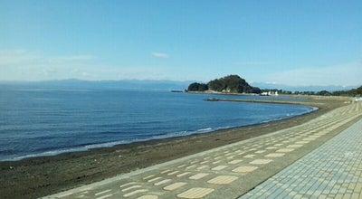 Photo of Beach 島郷海水浴場 at 下香貫島郷, 沼津市 410-0822, Japan